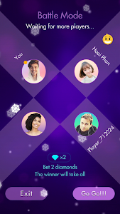 screenshot of Piano Solo - Magic Dream tiles game 4 version 2.2.2