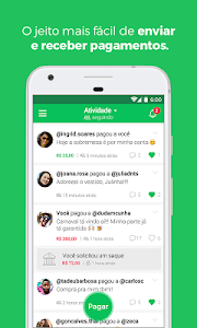screenshot of PicPay - App de pagamentos version 9.1.29