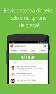 screenshot of PicPay - Carteira Digital version 6.0.8