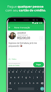 screenshot of PicPay - App de pagamentos version 10.8.40