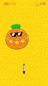 screenshot of Pineapple Pen version 1.5.2
