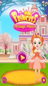screenshot of Princess Care and Dress up : Daycare Games version 1.0