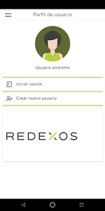 screenshot of RedEXOS version 1.1.4
