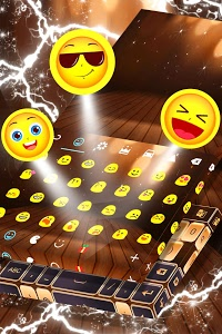 screenshot of Stage Lights Keyboard version 1.280.13.9