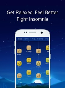 screenshot of Relax Melodies: Sleep & Yoga version 6.0.3