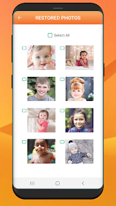 screenshot of Restore Deleted Photos – Erased Images Recovery version 2.3