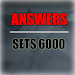 SETS 6000 ANSWERS