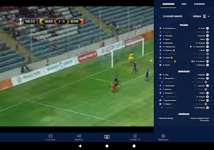 screenshot of RMC Sport version Varies with device