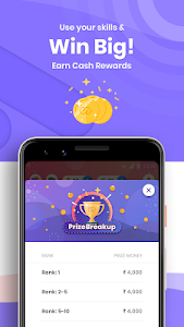 screenshot of SWOO - Play Games,Contests & Videos to win money version 7.5.0