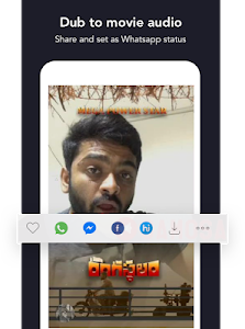 screenshot of Samosa Fun Videos GiFs Audios WhatsApp Chat Status version 5.2.7