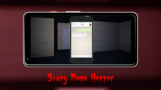 screenshot of Scary Momo Horror Game version 1