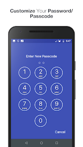 screenshot of Screen Lock - Time Password version 1.9.8