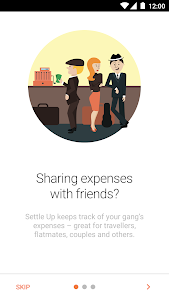 screenshot of Settle Up - Group Expenses version 10.0.953