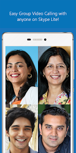 screenshot of Skype Lite - Free Video Call & Chat version 1.65.0.31534-release