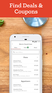 screenshot of Slice: Order Local Pizza, Delivery & Pickup Deals version Varies with device