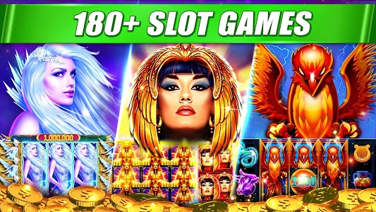 screenshot of Slots Casino: House of Fun - Slots Free with Bonus version 3.5