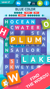 screenshot of Smart Words - word search, word game version 1.1.9