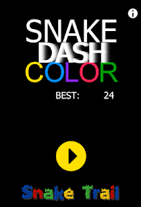 screenshot of Snake Trail version 2