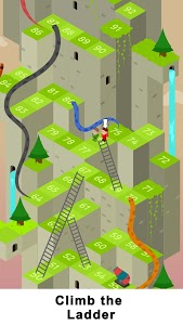 screenshot of 🐍 Snakes and Ladders - Free Board Games 🎲 version 1.10.5