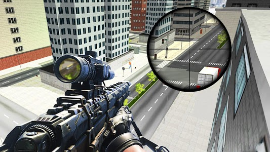 screenshot of Sniper Shooter version Varies with device