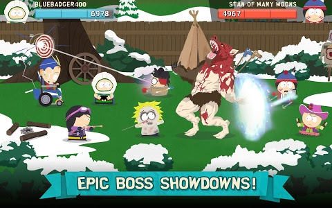 screenshot of South Park: Phone Destroyer™ version 2.5.0