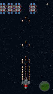 screenshot of Space Breaker version 1.0
