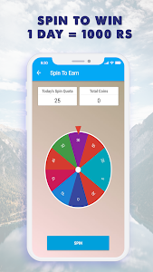 screenshot of Spin to Win - Scratch to Win version 1.0