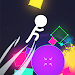 Download Stickman Jump - Stack Through Platforms 1 APK
