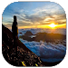 Download Sunset view on the mountain 1.0 APK