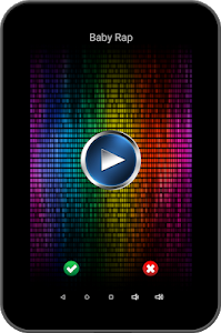 screenshot of Super Funny Ringtones version Varies with device