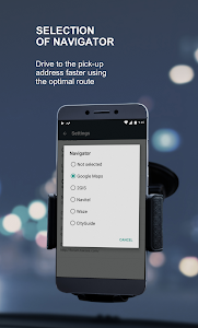 screenshot of Taxsee Driver version Varies with device