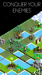 screenshot of The Battle of Polytopia version Snappy A