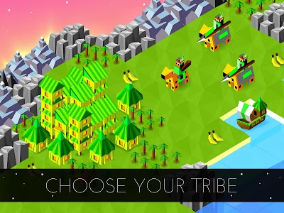 screenshot of The Battle of Polytopia - An Epic Civilization War version Morpheus