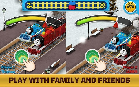 screenshot of Thomas & Friends: Race On! version 2.6