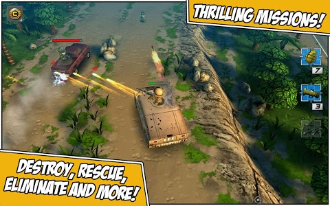 screenshot of Tiny Troopers 2: Special Ops version 1.4.8