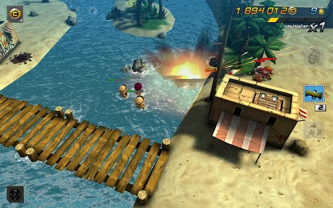 screenshot of Tiny Troopers 2: Special Ops version 1.3.8