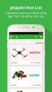 screenshot of Tokopedia - Jual Beli Online version 1.9.9