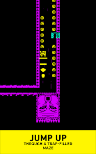 screenshot of Tomb of the Mask version 1.5.1
