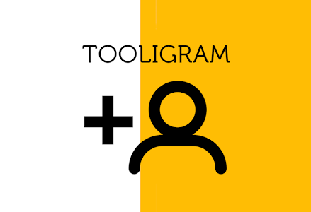 screenshot of TooliGram by version 1.0