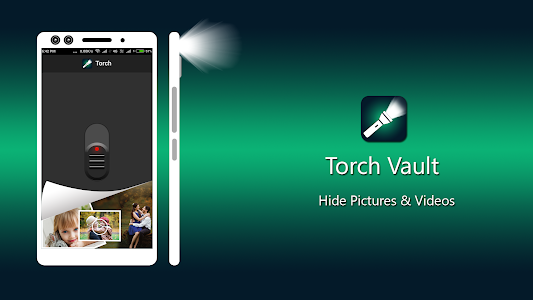 screenshot of Torch Vault : Gallery Vault version 1.0.8