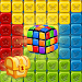 Toy Collapse: Match3 Blast Crush Toon Cubes Puzzle