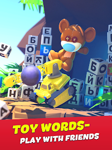screenshot of Toy Words - play with friends version 0.27.0