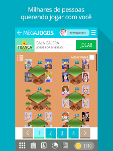 screenshot of Tranca Online: Jogo de Cartas version 96.1.39