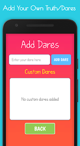 screenshot of Truth Or Dare Kids version 5.1.0