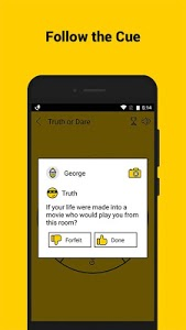 screenshot of Adult Truth or Dare - Adult Dare -Adult Party Game version 3.6