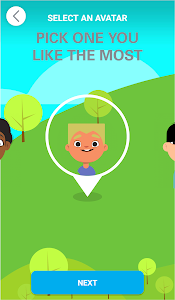 screenshot of UNICEF Kid Power version 2.0.40.10