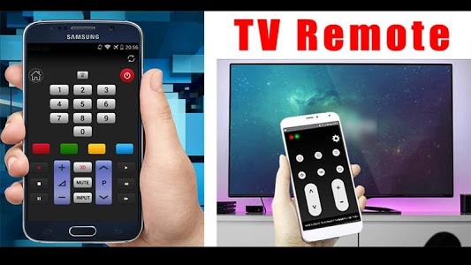 screenshot of Universal all TV Remote Control 2018 version 3.0