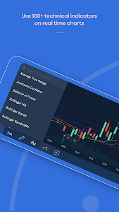 screenshot of Upstox Pro: Stock trading app for NSE, BSE & MCX version Varies with device