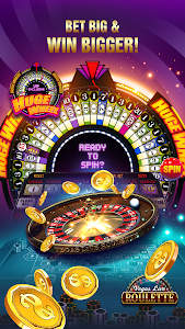 screenshot of Vegas Live Slots : Free Casino Slot Machine Games version 1.1.10