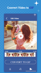 screenshot of Video Downloader for Facebook version 1.0.2